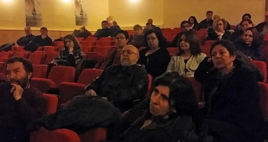 συνάντηση για διοργάνωση Συνάντησης Ερασιτεχνικών Ομάδων Αιγαίου στην Άνδρο VANGLOUK ANDROSFILM (1)