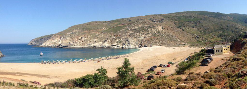 ζόρκος παραλία Άνδρου vanglouk androsfilm