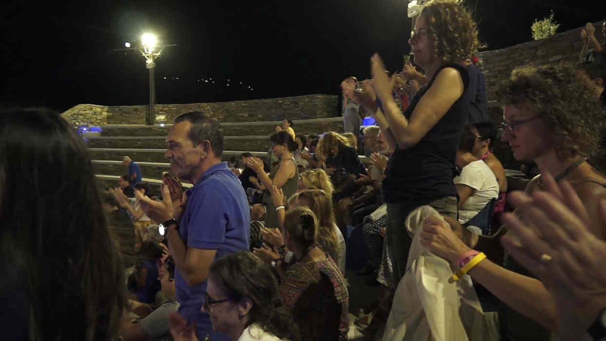 Σταματία το γένος Αργυροπούλου φεστιβάλ Άνδρου Δευτέρα 8 αυγουστου 2016 Vanglouk androsfilm (2)