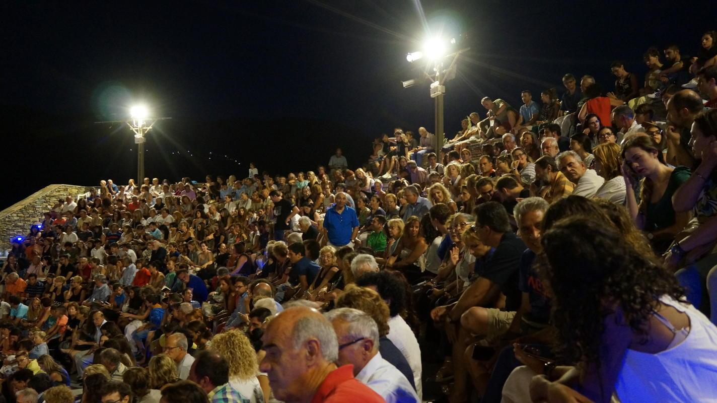 λυσιστρατη Μαρμαρινού 2ο φεστιβάλ Άνδρου 12 αυγ 2016 vanglouk androsfilm (2)